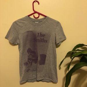 The Smiths band tee shirt